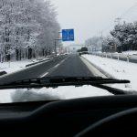 2月2日また雪⛄